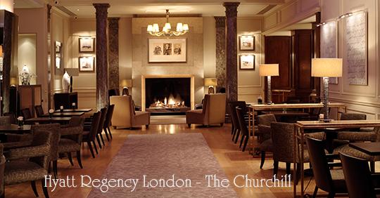 Churchill London
