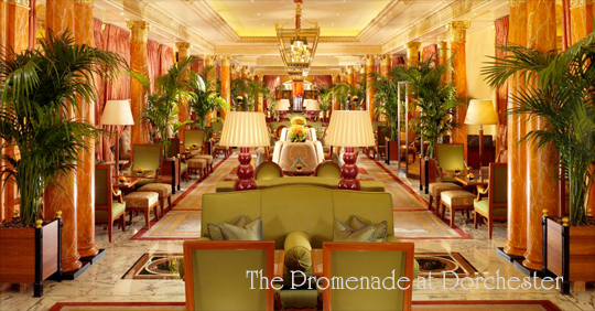 The Dorchester: Promenade